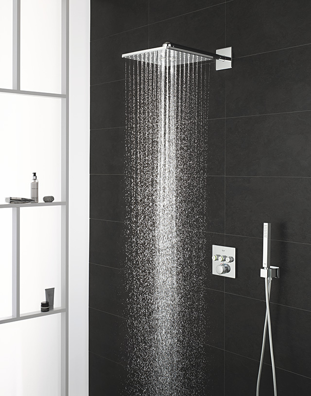 GROHE Shower Configurator